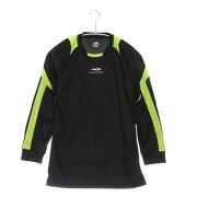 ティゴラ ジュニアサッカーゴールキーパーシャツ ブラック