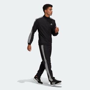 アディダス adidas AEROREADY エッセンシャルズ レギュラーフィット 3ストライプス トラックスーツ / AEROREADY Essentials Regular-Fit 3-Strip