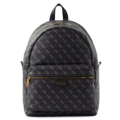 メンズバッグ, バックパック・リュック  GUESS VEZZOLA Compact Backpack DARK BROWN