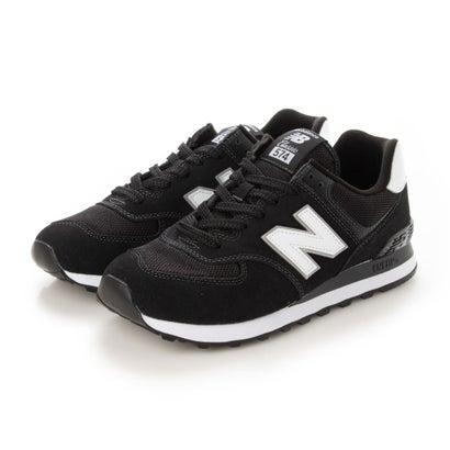 ニューバランスnewbalanceメンズスニーカーML574ML5742E(ブラック)
