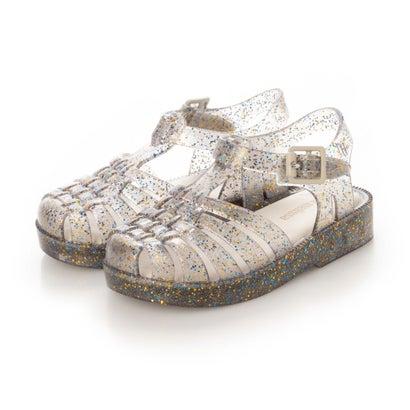 靴, サンダル  melissa MINI MELISSA POSSESSION BB CLEAR GLITTER