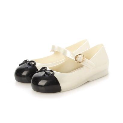 靴, レインシューズ・長靴  melissa MINI MELISSA SWEET LOVE CAP TOE BB WHITE