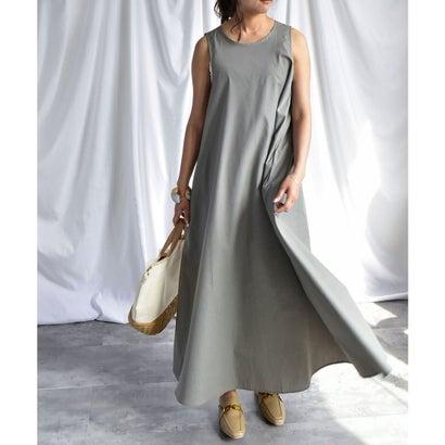 日本Yahoo代標|日本代購|日本批發-ibuy99|女裝|連身裙|アルゴトウキョウ ARGO TOKYO A line one-piece 29016 (カーキ)