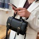 ルーチェ lucee レディース バッグ かばん 2wayバッグ ハンドバッグ ショルダーバッグ ショルダー スモールバッグ 斜め掛けバッグ 携帯ケース (ブラック)