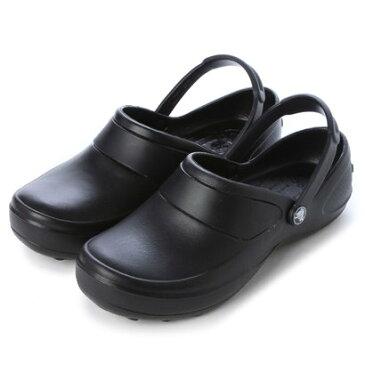 クロックス crocs 業務用ワークシューズ (ブラック)
