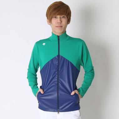 デサントゴルフ DESCENTE GOLF ゴルフセーター セーター・カーディガン DGM2016S (ペッパーグリーン)