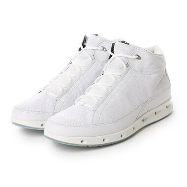 【アウトレット】エコー ECCO ECCO Mens Cool GTX High (WHITE)