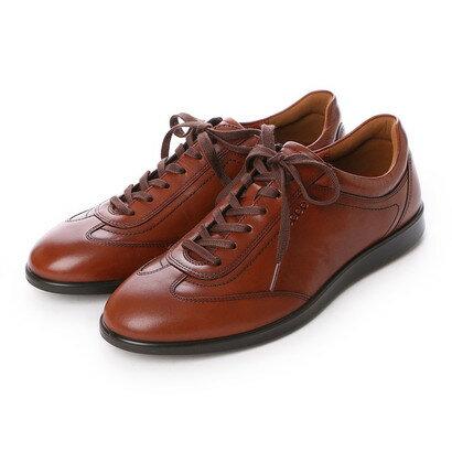 メンズ靴, スニーカー  ECCO INDIANAPOLIS COGNAC