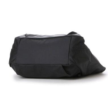 イザック YSACCS ダブルファスナー トートバッグ (BLACK)