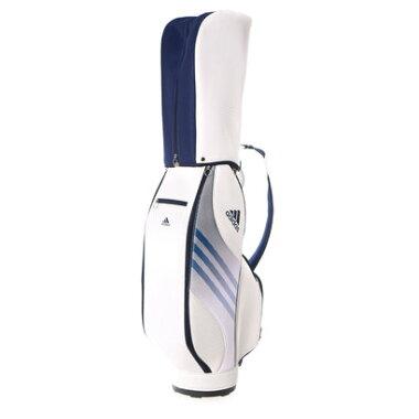 【大型商品170】アディダス adidas レディース ゴルフ キャディバッグ ウィメンズ キャディバッグ 1 AWT19 (ホワイト)