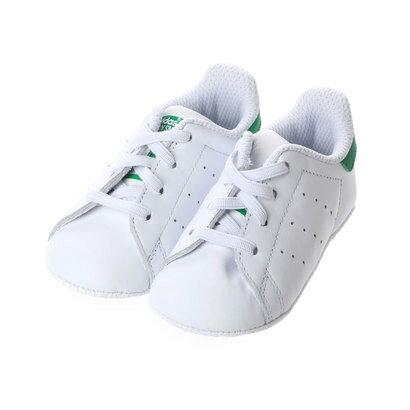アディダス adidas STAN SMITH CRIB スタン スミス クリブ (WHITExGREEN)