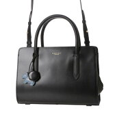 ラドリー RADLEY LIVERPOOL STREET 2WAYハンドバッグ (BLACK)