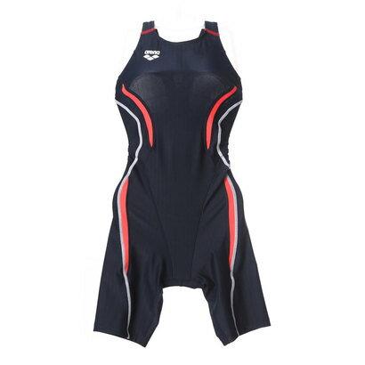 アリーナ ARENA レディース 水泳 競泳水着 セイフリーバックスパッツ ARN-7050W【返品不可商品】