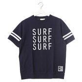 ロキシー ROXY レディース 半袖Tシャツ SURF SURF SURF RST171111