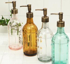 本物のガラスのような雰囲気あふれる質感♪ローションボトル本物のガラスのような雰囲気あふれ...