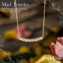 HACHITSUBU necklace K18 ダイヤモンド ネックレス 8粒ダイヤ イエローゴールドダイヤモンドネックレス SIクラスダイヤモンド 0.06カラット ギフト プレゼント ペンダント 18金 レディース 記念日 誕生日 ネックレス レディース