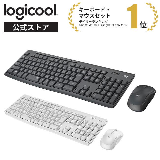 マウス・キーボード・入力機器, キーボード・マウスセット  MK295GP MK295OW USB Unifying MK295 2