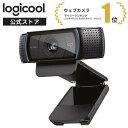ロジクール ウェブカメラ C920n フルHD 1080P ...