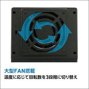 HDDケース4BAY3.5インチ外付RAID機能なしUSB3.0eSATAロジテック製【LHR-4BNHEU3】【予約受付中:2/27出荷予定】