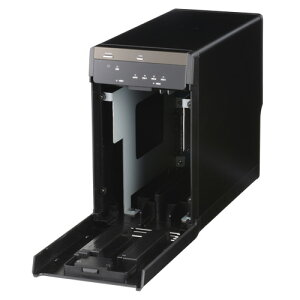 【LHR-2BNU3】2BAY(NonRAID)外付型3.5インチハードディスクケースhddケース