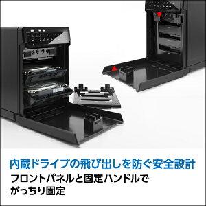 USB3.0、eSATA対応4BAY外付型RAID機能搭載3.5インチハードディスクケースhddケース【LHR-4BRHEU3】