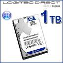 Western Digital 2.5インチ内蔵HDD WD Blue 1TB バルクハードディスク【WD10JPVX】