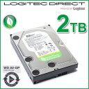 Western Digital 3.5インチ内蔵HDD WD AV-GP 2TB バルクハードディスク【WD20EURX】