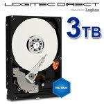 WesternDigital3.5インチ内蔵HDDWDBlue3TBバルクハードディスク【WD30EZRZ-LOG】