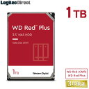 WD Red WD10EFRX 内蔵ハードディスク HDD ...