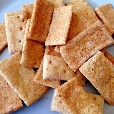 ロゴスペット 国産 手作りクッキー たっぷりサーモン味 犬猫用 50g
