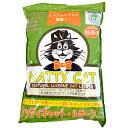 完全無添加 固まらない猫砂 ナッティキャット アルファルファ・ルサーン(牧草)タイプ 猫用 5kg