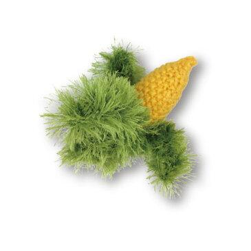 【正規輸入品】キンペックス 歯みがきおもちゃ OoMaLoo(オーマロー) トウモロコシ 犬猫用