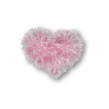 【正規輸入品】キンペックス 歯みがきおもちゃ OoMaLoo(オーマロー) ハートライトピンク 犬猫用