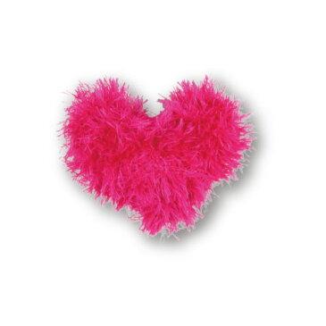 【正規輸入品】キンペックス 歯みがきおもちゃ OoMaLoo(オーマロー) ハートピンク 犬猫用