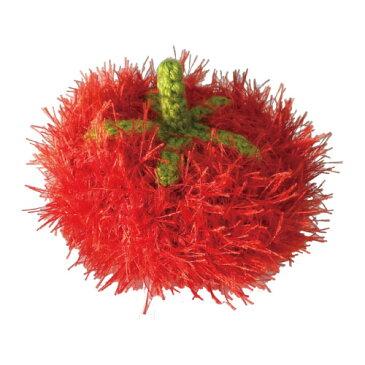 【正規輸入品】キンペックス 歯みがきおもちゃ OoMaLoo(オーマロー) トマト 犬猫用