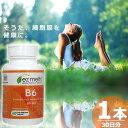 ビタミンB6 50mg [60錠×1本(30日分)] EzMelts Vitamin B6