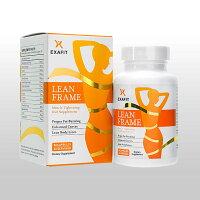 リーンフレームダイエット食品筋力サポートサプリメント脂肪燃焼食欲抑制90錠