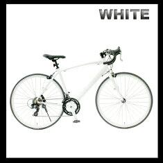 自転車クロスバイク700cEV7014-6O-シマノ8段変速ギア変速付きロードバイク