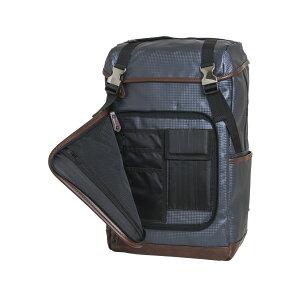 BG-11081スモールオフィスポケットデイパックカーボン素材リュック男女兼用通勤通学