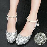 d074b49b6 キッズ フォーマルシューズ 女の子 シルバー ゴールド ピンク 子供 靴 キラキラ ジュニア 発表会 靴 子供 フォーマル