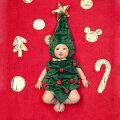 【0歳〜1歳】インスタ映えする!クリスマスシーズンにおすすめの服は?