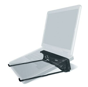 パソコン 折りたたみ スタンド 持ち運び ブラック