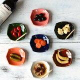 バル風 おつまみ 豆皿 全9color 10センチ | 日本製 小皿 北欧 豆皿 薬味皿 おしゃれ お皿 皿 食器 プレート 陶器 美濃焼 かわいい 洋食器 取り皿 副菜皿 カフェ風 モダン食器 新生活 おうちごはん