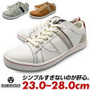 スニーカー レディース メンズ キッズ ジュニア 紐 フェイクレザー 白 灰色 茶色 靴 送料無料