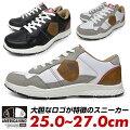 AMERICANINOEDWINアメリカニーノエドウィンシューズ靴スニーカーメンズ白黒おしゃれブランド紐紐靴歩きやすいローカット25cm25.5cm26cm26.5cm27cm