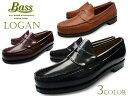 G.H. Bass WEEJUNS LOGAN バス ウィージャンズ ローガン ローファー 本革 レザー メンズ コインローファー ペニーローファー 学生 通学 学生靴 革靴 送料無料