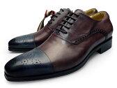 OROBIANCO SEMI BROGUE SHOES MONZA BLU オロビアンコ セミブローグ シューズ 本革 革靴 レザー ブルー 青 ネイビー 紺色 ワイン モンツァ メンズ イタリア 靴 送料無料