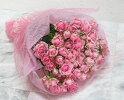 ボリュウム満点の花束