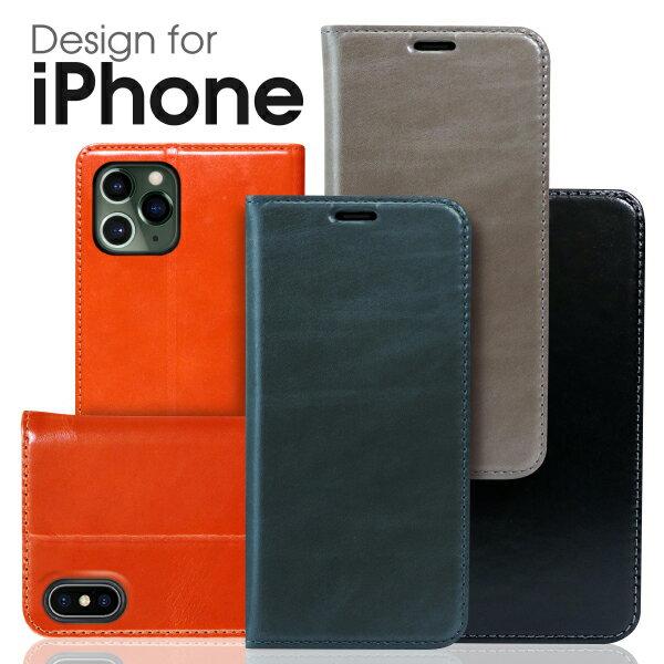 LOOF Simplle iPhone 11 Pro Max ケース 手帳型 XR 手帳型ケース iPhone8 カバー 本革 iPhoneX 手帳型カバー XSMax iP...