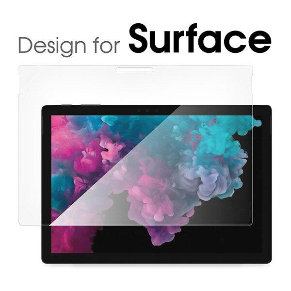 キズが付きにくい SurfaceGo2ガラスフィルムSurfacePro6液晶保護フィルムガラス保護ガラス9H強化ガラス0.3